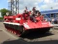 SŽDC hasičský tank