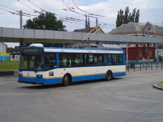 Škoda 21Tr, DPO 3312