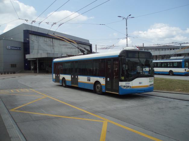 Solaris Trollino 12 AC, DPO 3701