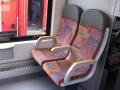 Alstom Coradia Lint 41 - interiér 1. třídy