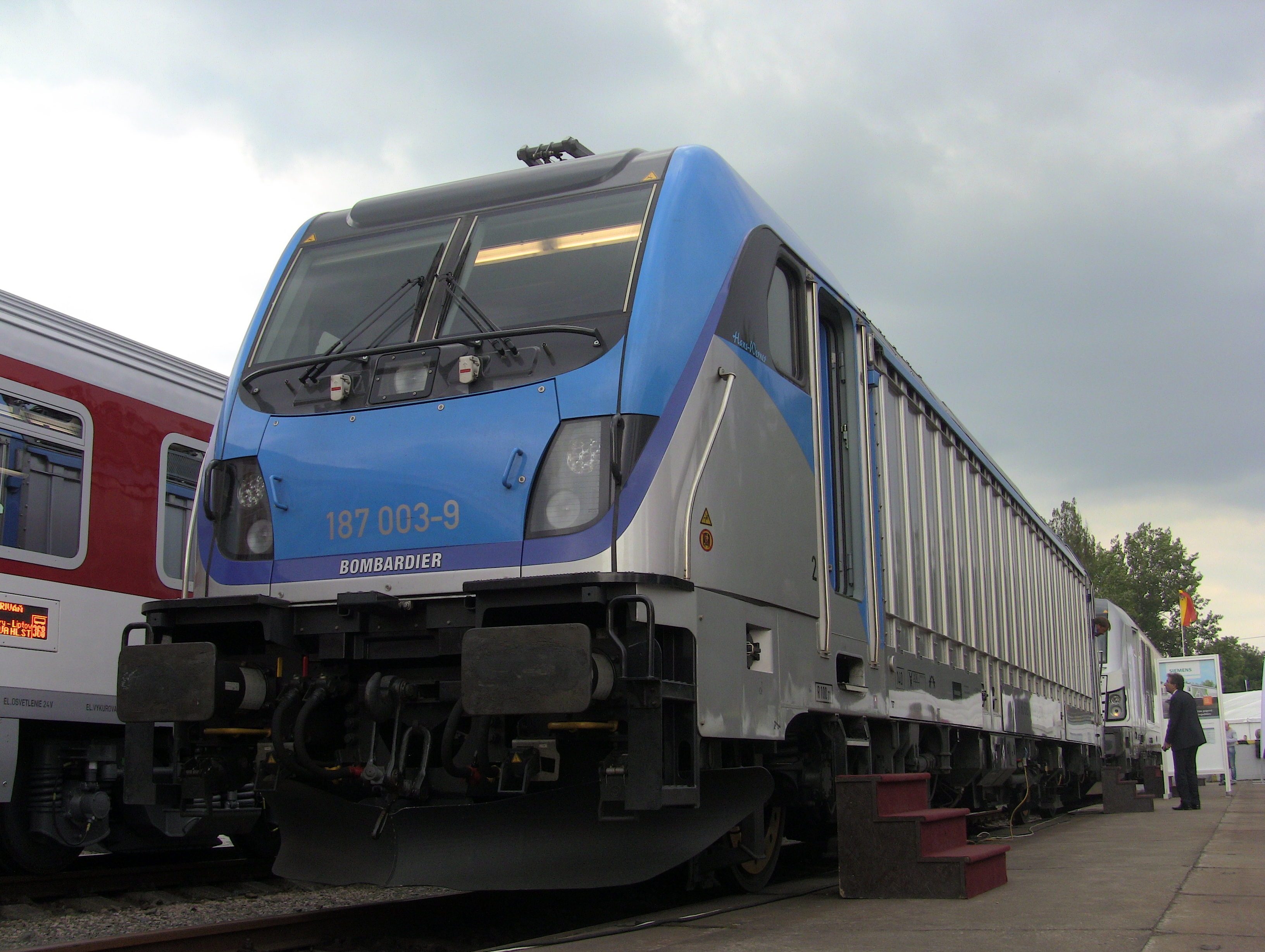 Bombardier Traxx