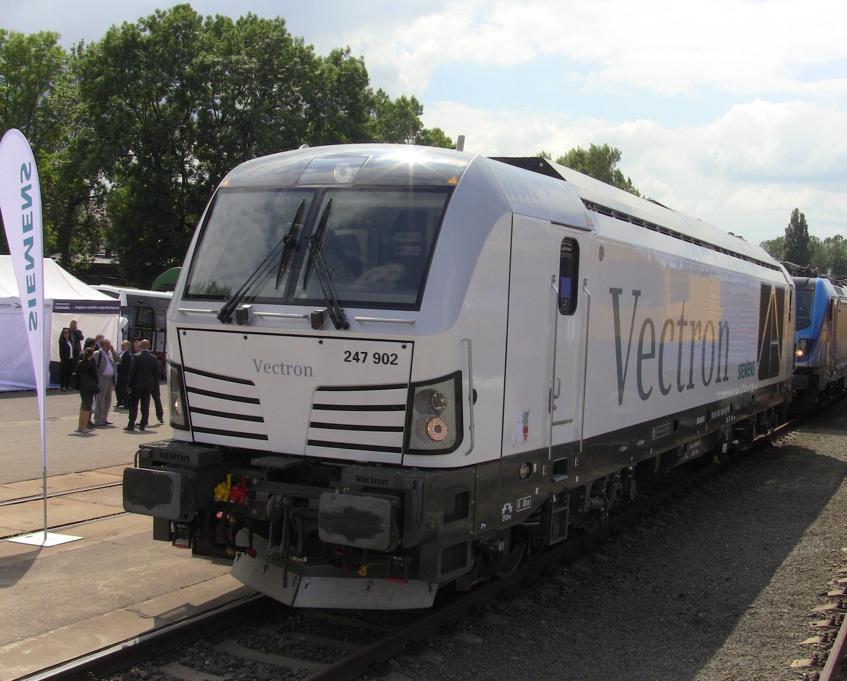 Siemens Vectron 92 80 1247 902-0
