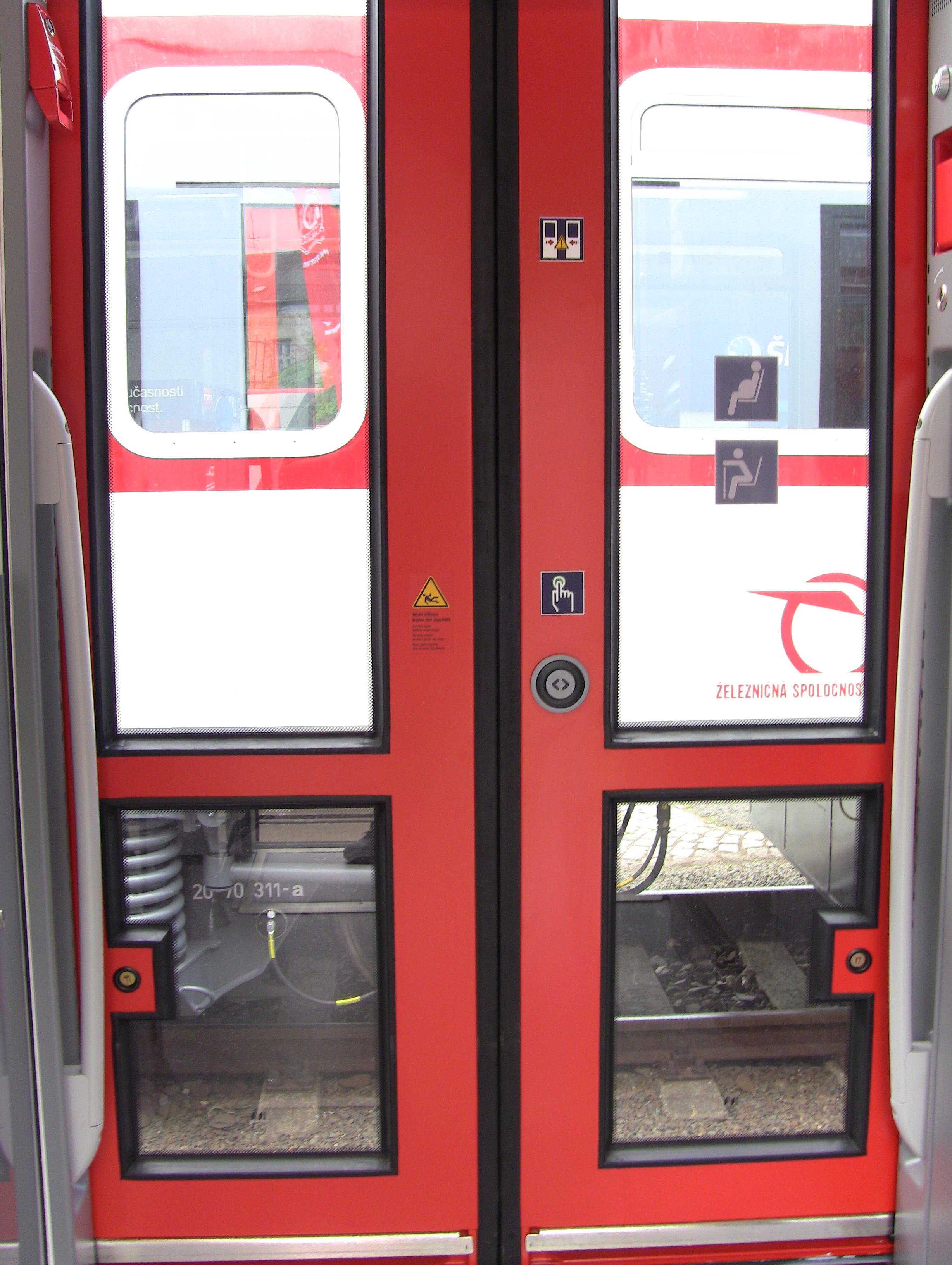 Alstom Coradia Lint 41 - interiér