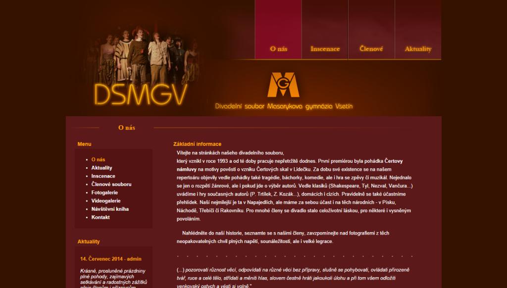 Web DSMG