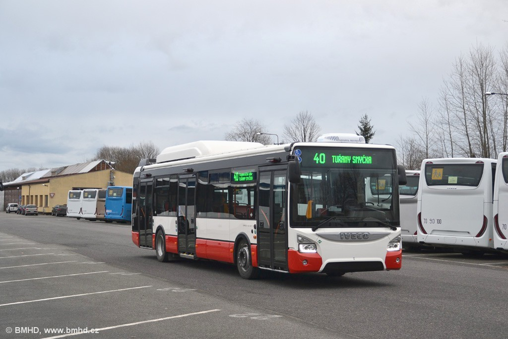 Iveco Urbanway 12M CNG